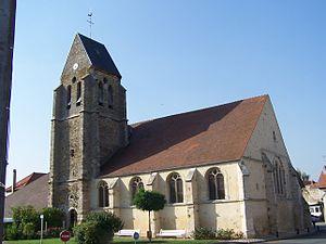 Bois-d'Arcy, Yvelines - Image: Bois d'Arcy Église 3