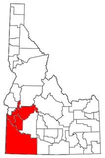 Boise metropolitan area Metropolitan area in Idaho, United States