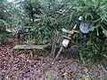 Bojanovice, osada Dashwood, rozcestník - zastávkový sloupek.jpg