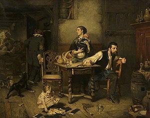 Christian Ludwig Bokelmann - Image: Bokelmann Gambler