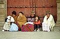 Bolivia-26 - Bolivian Women (2217306951).jpg
