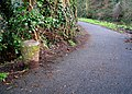 Bollard on the Lagan towpath - geograph.org.uk - 1136853.jpg
