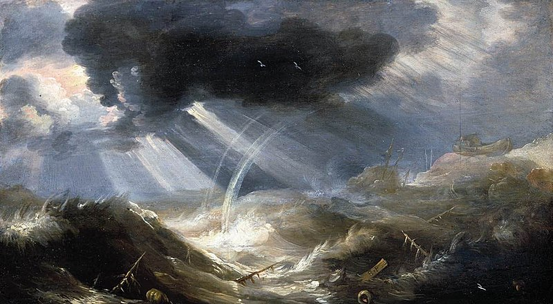 File:Bonaventura Peeters - The Great Flood - WGA17128.jpg