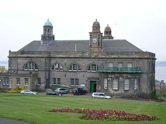 Bo'ness - Bo'ness Town Hall