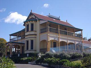 Boothville House