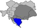 Bosnien und Herzegowina Donaumonarchie.png