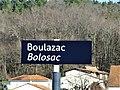 Boulazac gare panneau.jpg
