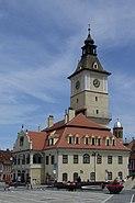 Braşov (Kronstadt, Brassó) - city hall