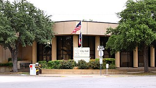 Brady, Texas City in Texas, United States