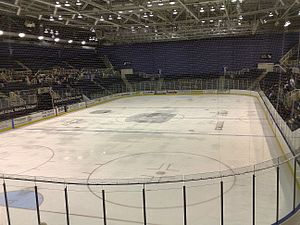 Braehead Arena - Image: Braehead Arena 26.12.2011