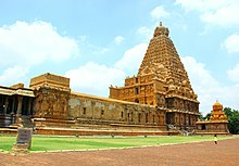 Brihadeshwara Temple Simple English Wikipedia The Free Encyclopedia
