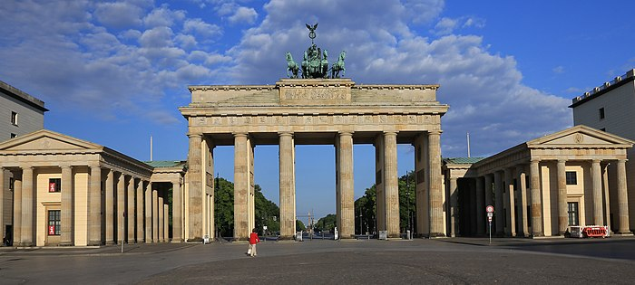 Brandenburg Gate - Wikipedia