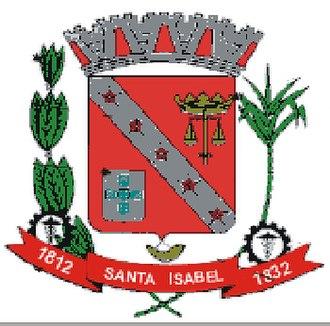 Santa Isabel, São Paulo - Image: Brasão de Santa Isabel