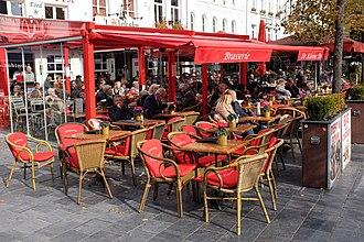 Brasserie - Brasserie, Groenplaats, Antwerp