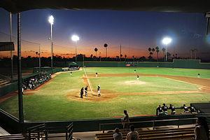 Brazell Stadium - Image: Brazell Stadium Sunset Grand Canyon University