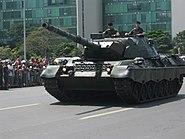 Brazilian Leopard 1 tank
