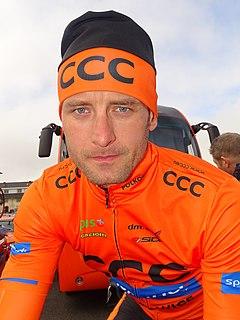 Tomasz Kiendyś Polish cyclist