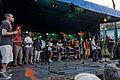Brest - Fête de la musique 2014 - Kevrenn Brest Sant Mark - 004.jpg