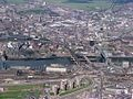 Bridges across the River Tyne, 1978 (26135280222).jpg