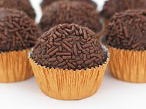 Brigadeiro is a national candy and one most and is recognized as one of the main dishes of the Brazilian cuisine.