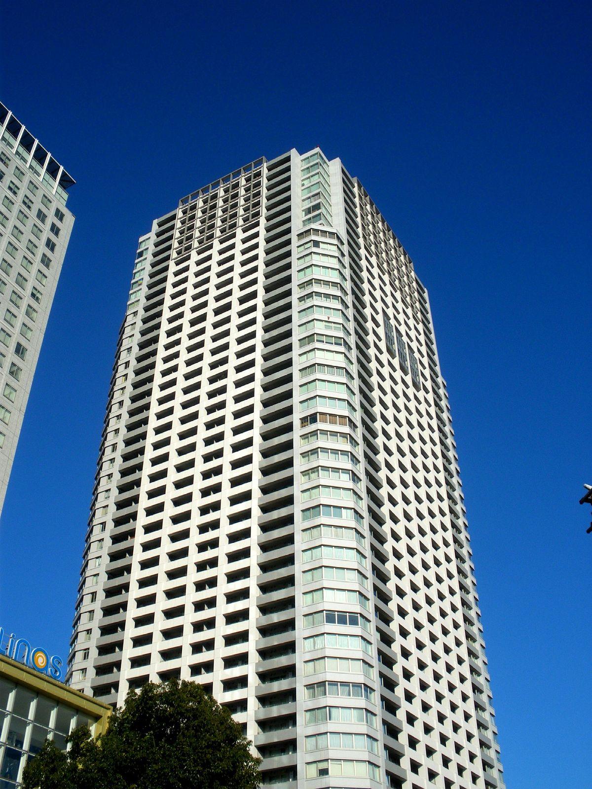 Brillia Tower Tokyo Wikipedia