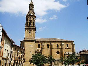 Briones - Iglesia de Nuestra Señora de la Asunción
