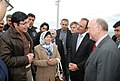 British Ambassador in Turkey visits Syrian refugee camp. (8558545471).jpg