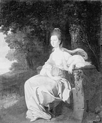 Portrait of a Lady, Possibly of the Stanley Family