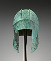 Bronze helmet of Illyrian type MET DP282859.jpg
