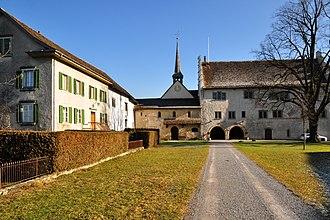 Ritterhaus Bubikon - Ritterhaus Bubikon