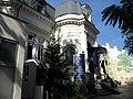Bucuresti, Romania, Casa Ollanescu, pe Str. Nicolae Iorga nr. 19, sect. 1, (detaliu 1).JPG
