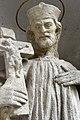 Budapest-Pesthidegkút, templomkerti Nepomuki Szent János-szobor 2021 11.jpg