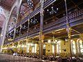 Budapest Große Synagoge Innen Emporen 2.JPG