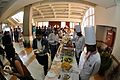 Buffet Lunch - Strategic Transformations - Museums in 21st Century - International Conference and Seminar - Science City - Kolkata 2014-02-13 2635.JPG