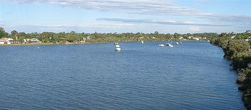 Bull Creek, Western Australia, April 2006