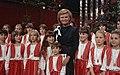Bundesarchiv B 145 Bild-F074160-0035, Frankfurt, ZNS Weihnachtskonzert, Hannelore Kohl.jpg