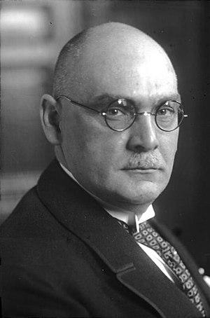 Heinrich Köhler - Heinrich Köhler in 1928