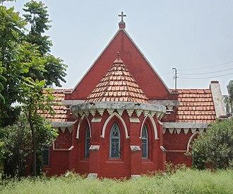 Bardhaman - Christ Church