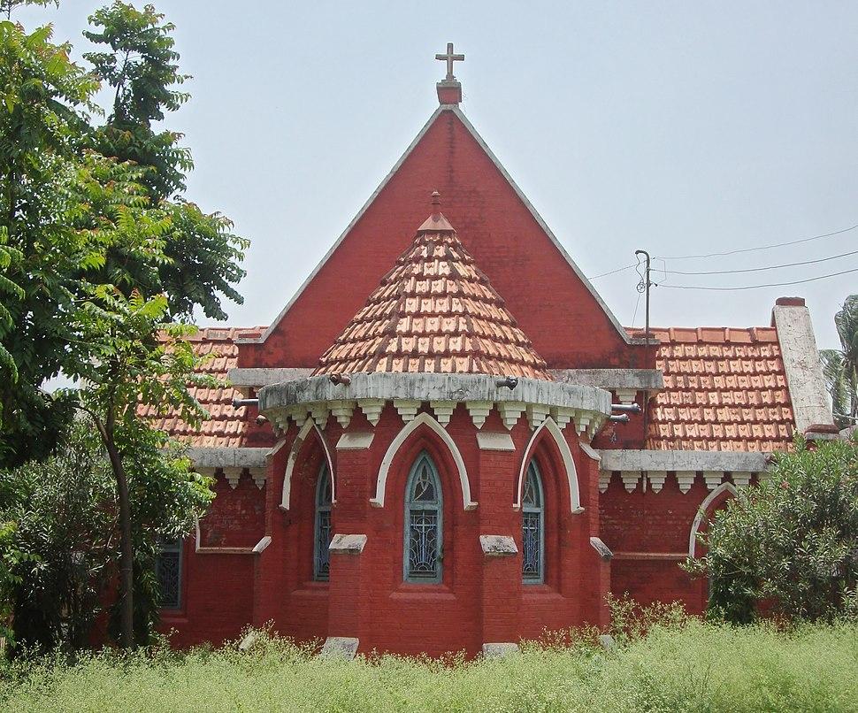 Burdwan Church 14 06 2012