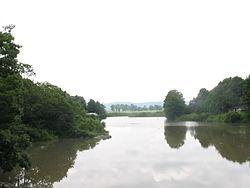 mountain lake near burkes garden - Burkes Garden Va