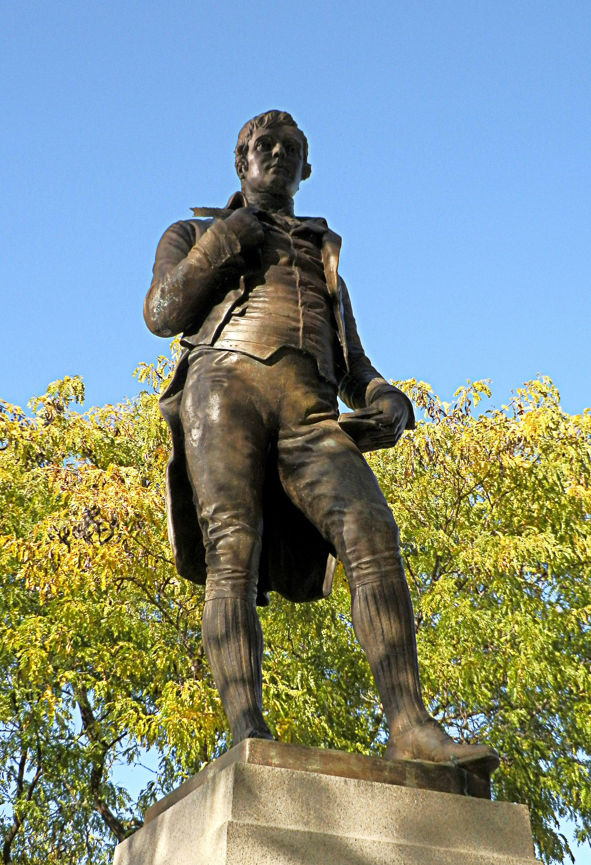 Robert Burns Stevenson Wikipedia