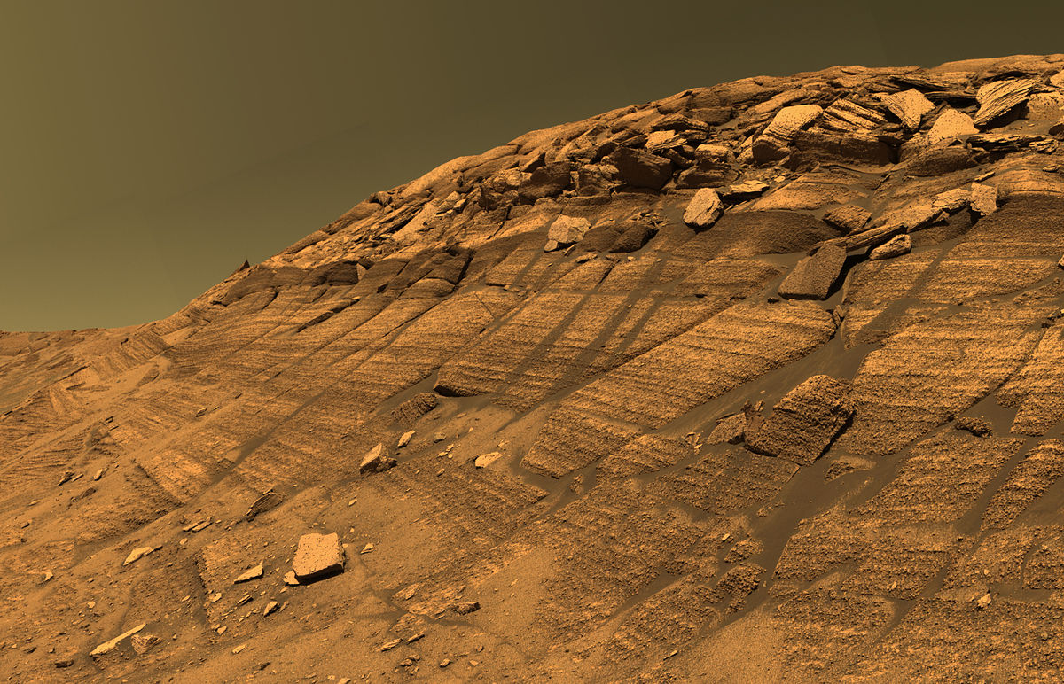 Groundwater on Mars  Wikipedia