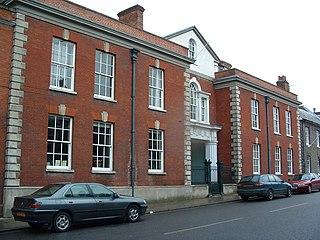 Northgate House Grade I listed building in Bury St Edmunds, United Kingdom