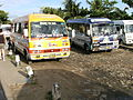 Buses in Paramaribo.JPG