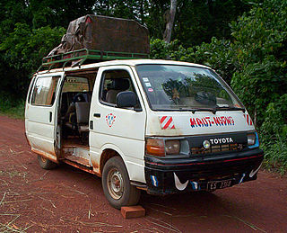 Transport in Cameroon