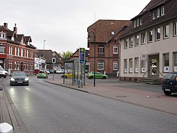 Nenndorfer Straße in Ronnenberg