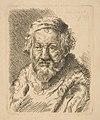 Bust of an Old Man in a Coat and Fur Collar (copy) MET DP814956.jpg