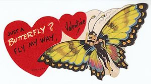 Children's Valentine in somewhat questionable ...