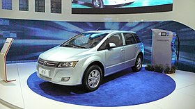 Byd e6 - China's BYD beats Renault, Nissan in Brussels electric taxi bid