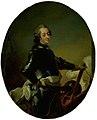 C.G. Pilo - Portræt af Frederik V i rustning - KMS3880g - Statens Museum for Kunst.jpg